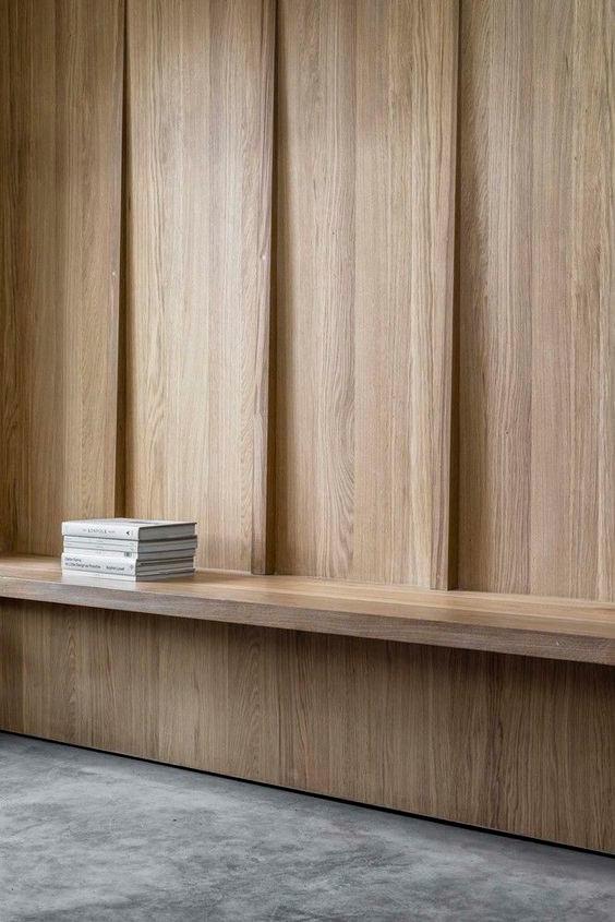 Veneer Wall Panel