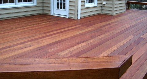 Decking - Jatoba