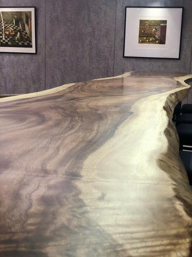 Walnut Wood Slab table top