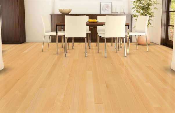 Flooring - Maple
