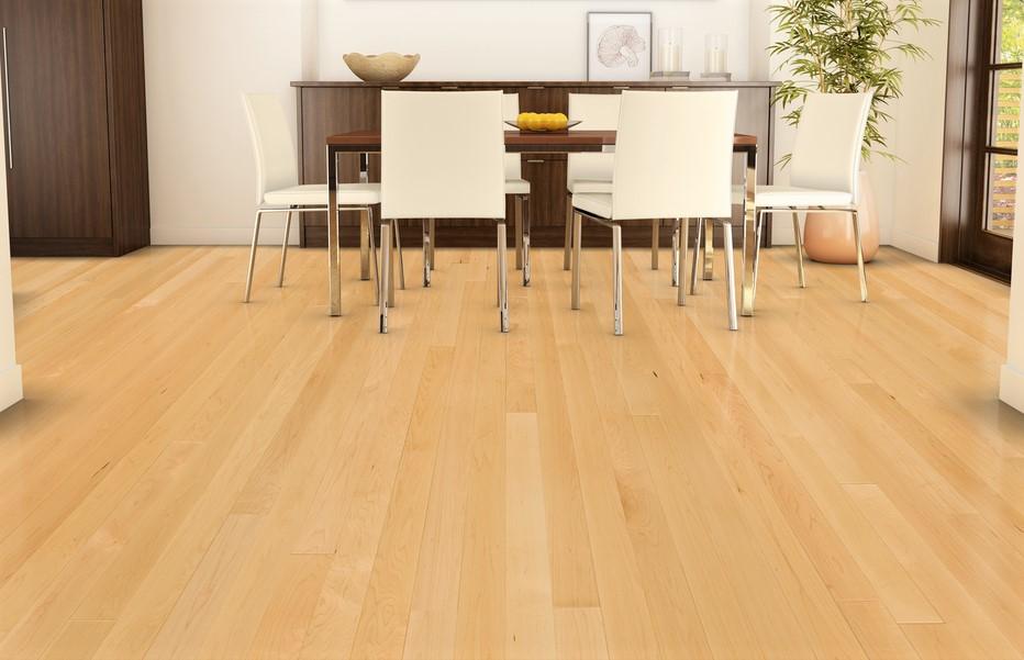 Flooring - Maple