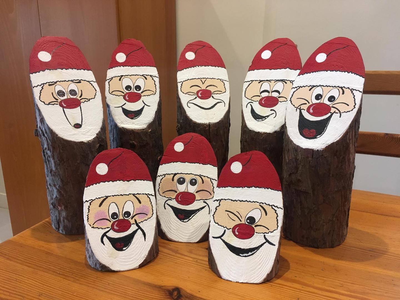 Woodlog Santa Clause's.JPG