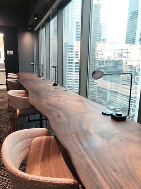 South Amercian Table_1 side live edge