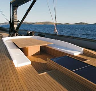 Yacht - Teak