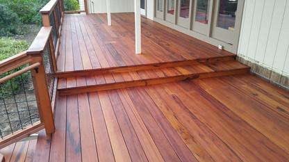 Decking - Tigerwood