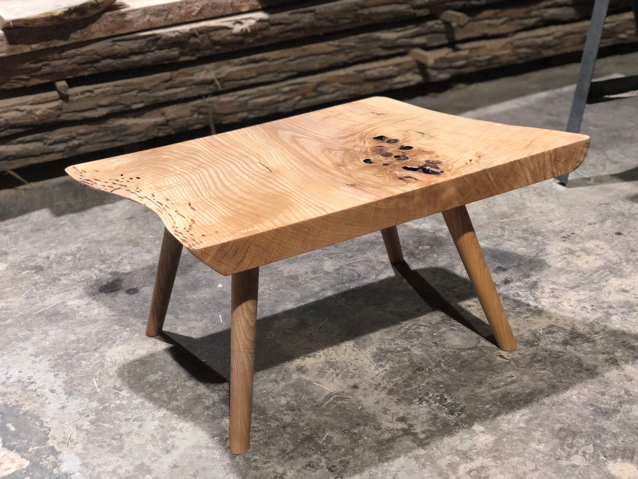 White Ash Coffee table