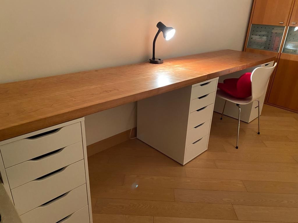 American Cherry table tops (with laminat