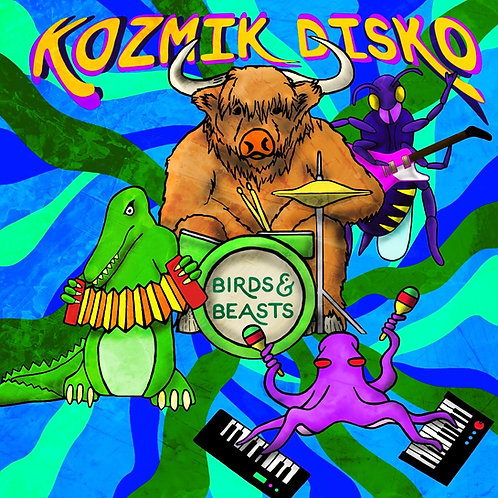 Kozmik Disko - Single downloads and CD preorder