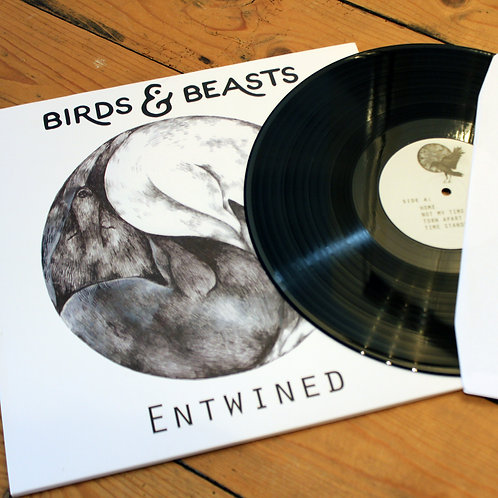 "Entwined - 12"" vinyl album"