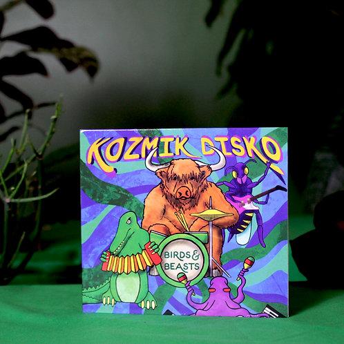 Kozmik Disko - CD