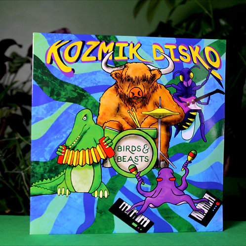 Kozmik Disko - Vinyl