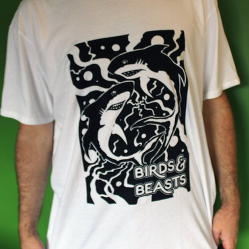 The Current T-shirt - Limited Edition