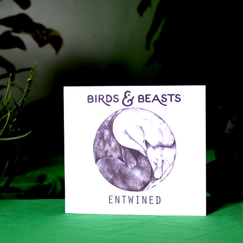 Entwined - CD album