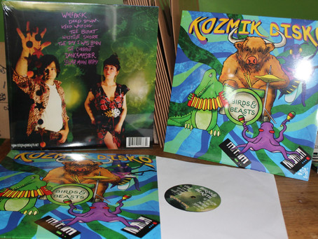 Kozmik Disko - A few things you might not know.....