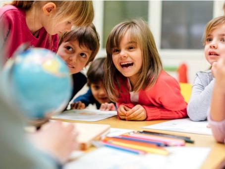 Why Choose Red Door's K-Kids Program?