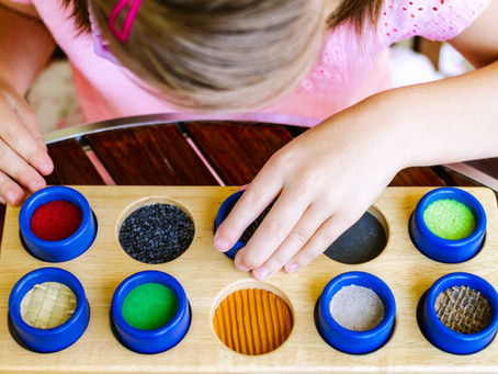 Sensory Activities for Hands-On Learning