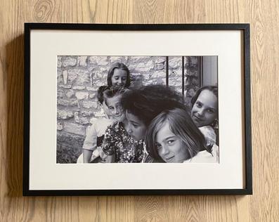 Usha Seejarim | Family Photograph