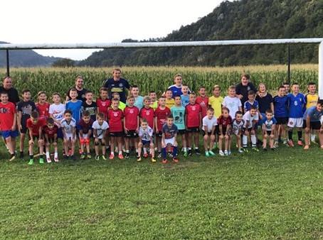 WestCoaches zu Gast in bosnischer Fußballschule