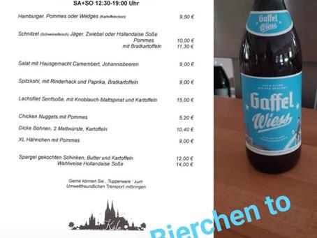 Leckeres Essen to go im Apenrader Hof!