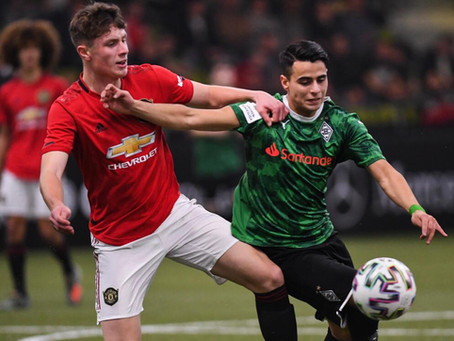 West Alumni Teil V - Ismail Harnafi Borussia Mönchengladbach U19