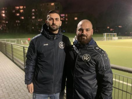 Adriano Terranova wird neuer WestU19-Trainer in der Saison 2020/21   - Himmet Kol bleibt Co-Trainer