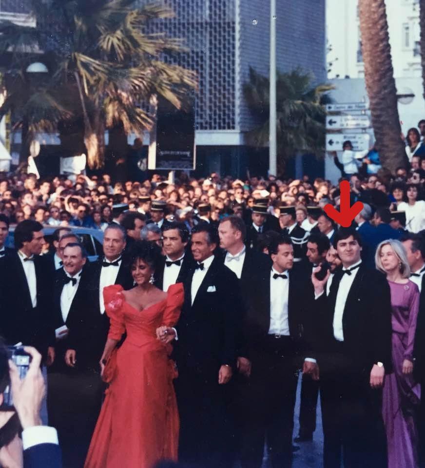 Bruno Cavelier in Cannes2