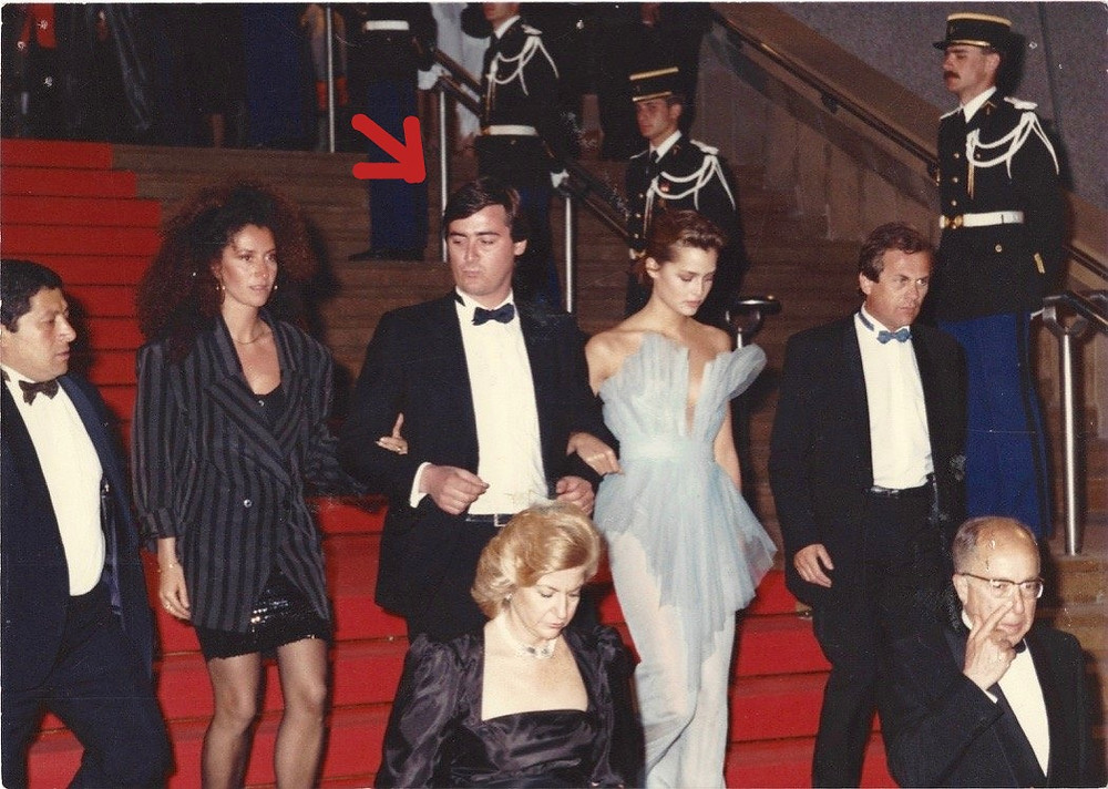 Bruno Cavelier in Cannes1