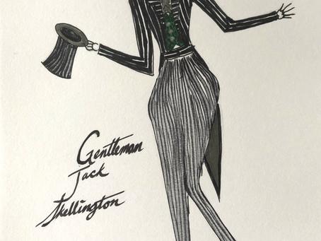 My Gentleman Jack Skellington pics