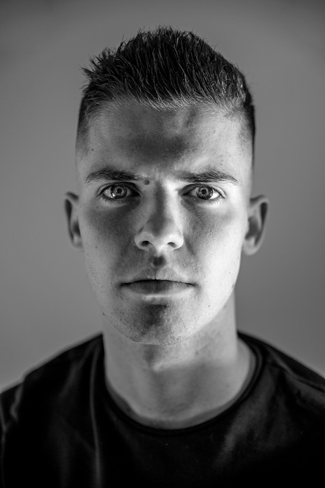 James Headshots