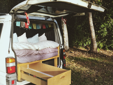 Vanlife Part Two: Budgeting and making it home