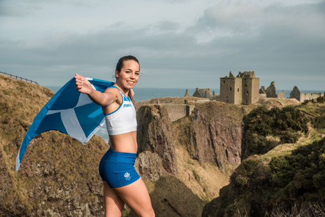 Kelsey Stewart for Commonwealth Games
