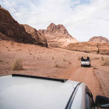 WADI RUM A SECOND TIME