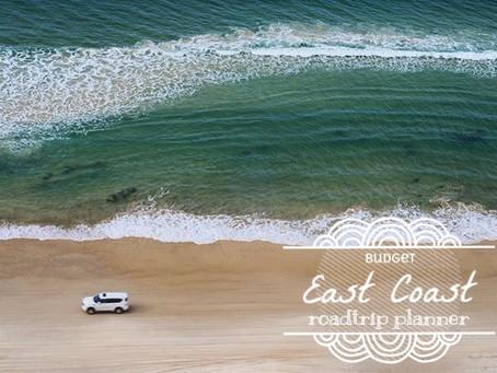 Aussie East Coast Roadtrip Planner (on a budget)