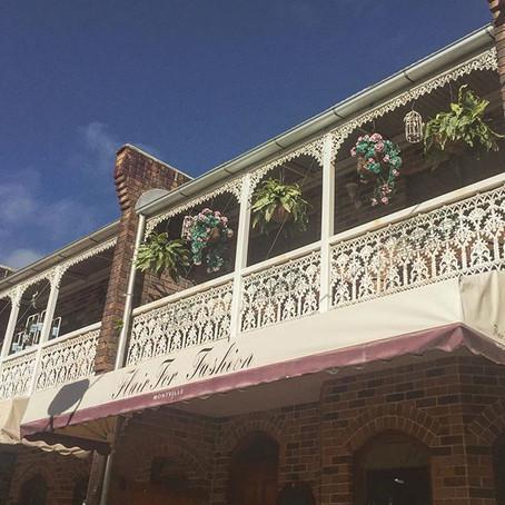 Montville, QLD, Australia