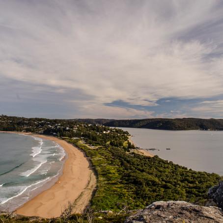 Palm Beach Lookout, NSW