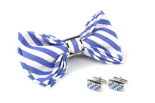 Bow Tie & Cufflink Set