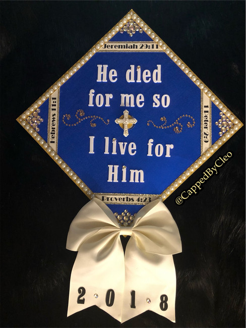 I Live for Him