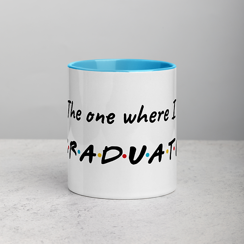 GRADUATE [Friends] Color Mug