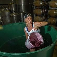 Renee Dale - Winemaker in Action 1