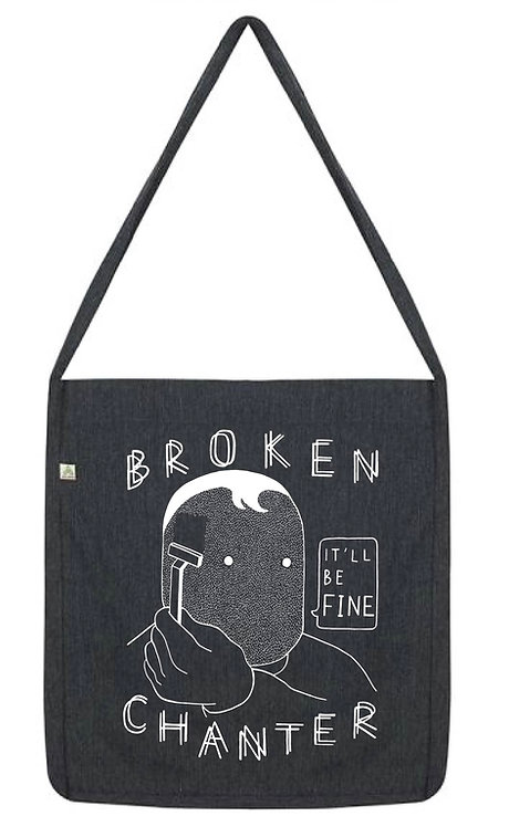 'It'll Be Fine' 100% Recycled Tote