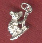 Koala Silver Charm