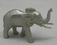 elephant pewter figurine