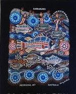 barramundi aboriginal art