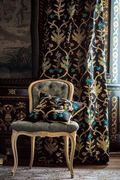 The Royal Collection, вышивка на натуральном шелке - для истинных ценителей роскоши!