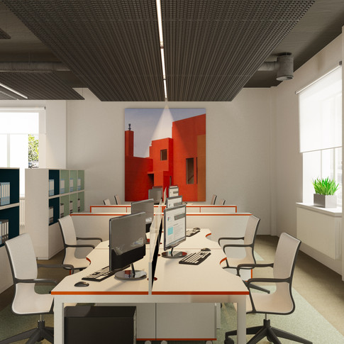 Дизайн-проект фундаментальной библиотеки МГППУ