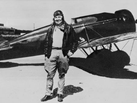 Aviation Pioneer Pancho Barnes Getting Biopic Treatment Via Genius Produced
