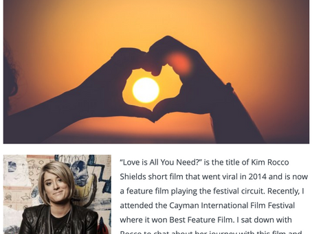 """Love is All You Need?"" A Spotlight piece on Kim Rocco Shields"