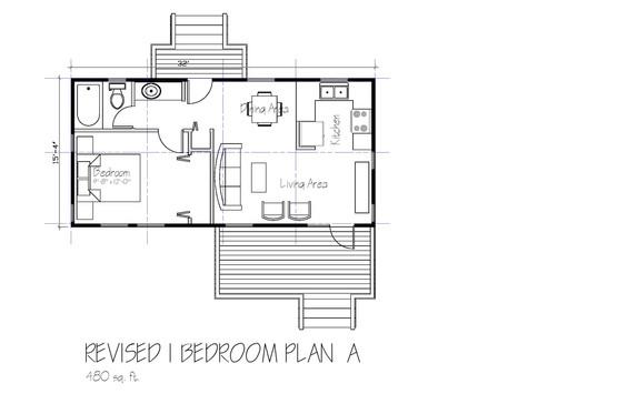 RESTORATION 1 Bedroom Plan (Revion A)-pa