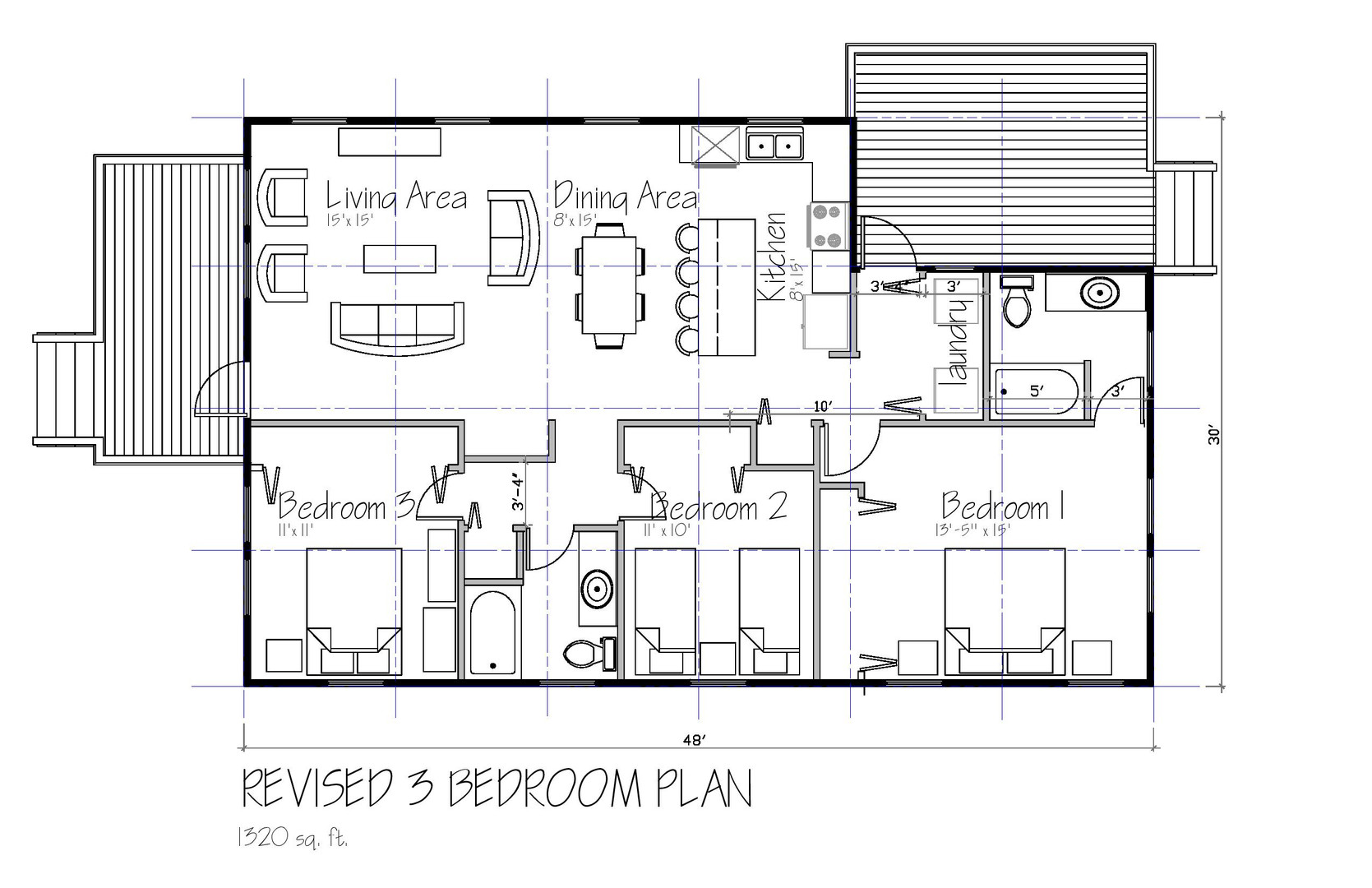RESTORATION Revised 3 Bedroom Plan-page-