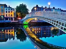 OUR NEXT DESTINATION: DUBLIN